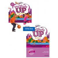 Combo Everybody Up 1 (Student Book +  Work Book)