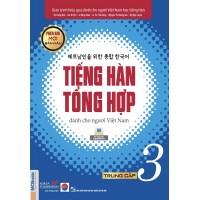 Tiếng Hàn Tổng Hợp Dành Cho Người Việt Nam Trung Cấp 3 (Bản Màu)