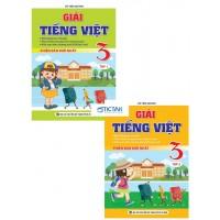 Combo Giải Tiếng Việt Lớp 3 (Tập 1 + Tập 2)