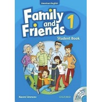 Family And Friends American English Edition 1 (Student Book)