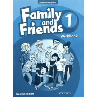 Family And Friends American English Edition 1 (WorkBook)