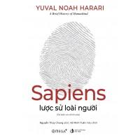 Sapiens - Lược Sử Loài Người (Tái Bản 2021)