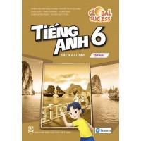 Tiếng Anh 6 Tập 2 (Sách Bài Tập)