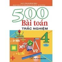 500 Bài Toán Trắc Nghiệm Lớp 4