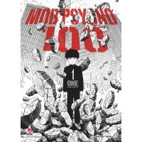 Mob Psycho 100 (Tập 1) - Tặng Kèm Thẻ SNS Card