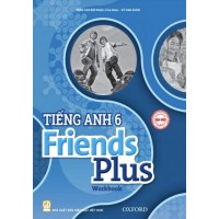 Tiếng Anh Lớp 6 Friends Plus (Work Book)