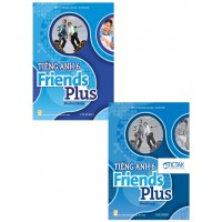 Combo Tiếng Anh Lớp 6 Friends Plus (Student Book + Work Book)