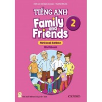 Tiếng Anh Lớp 2 - Family And Friends National Edition 2 (Work Book)