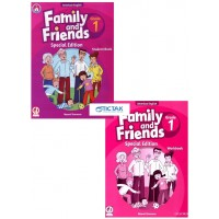 Combo Family And Friends Special Edition 1 (Student Book + Work Book)