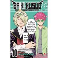 Saiki Kusuo - Kẻ Siêu Năng Khốn Khổ (Tập 10)