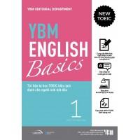 YBM English Basics 1