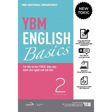 YBM English Basics 2