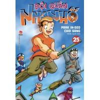 Đội Quân Nhí Nhố (Tập 25)