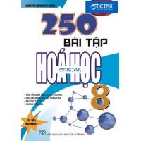 250 Bài Tập Hóa Học Lớp 8
