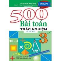 500 Bài Toán Trắc Nghiệm Lớp 3