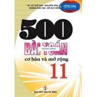 500 Bài Toán Cơ Bản Và Mở Rộng Lớp 11