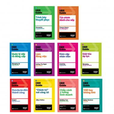HBR Guide (Trọn Bộ 10 Cuốn)