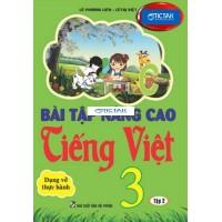 Bài Tập Nâng Cao Tiếng Việt Lớp 3 Tập 2 (Dạng Vở Thực Hành)