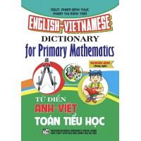 Từ Điển Anh - Việt Toán Tiểu Học