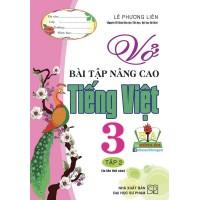 Vở Bài Tập Nâng Cao Tiếng Việt Lớp 3 (Tập 2)
