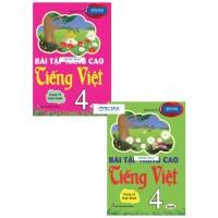 Combo Bài Tập Nâng Cao Tiếng Việt Lớp 4 (Dạng Vở Thực Hành)
