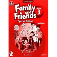 Family And Friends Special Edition 3 (Workbook)