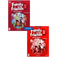 Combo Family And Friends Special Edition 3 (Student Book + Work Book)