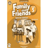 Family And Friends Special Edition 5 (Workbook)
