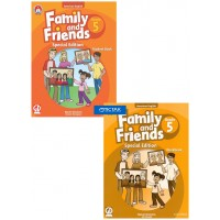 Combo Family And Friends Special Edition 5 (Student Book + Work Book)