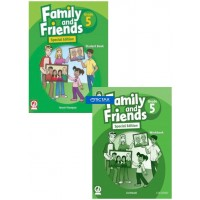 Combo Family And Friends Special Edition 5 (Phiên Bản Dành Cho Các Tỉnh)