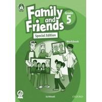 Family And Friends Special Edition 5 Work Book (Phiên Bản Dành Cho Các Tỉnh)