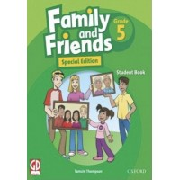 Family And Friends Special Edition 5 Student Book (Phiên Bản Dành Cho Các Tỉnh)