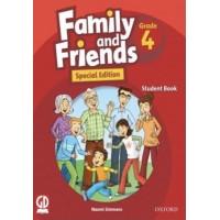 Family And Friends Special Edition 4 Student Book (Phiên Bản Dành Cho Các Tỉnh)