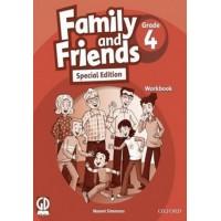 Family And Friends Special Edition 4 Work Book (Phiên Bản Dành Cho Các Tỉnh)