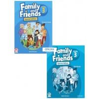 Combo Family And Friends Special Edition 3 (Phiên Bản Dành Cho Các Tỉnh)