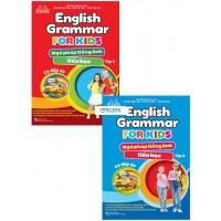 Combo English Grammar For Kids - Ngữ Pháp Tiếng Anh Tiểu Học (Có Đáp Án)