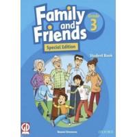 Family And Friends Special Edition 3 Student Book (Phiên Bản Dành Cho Các Tỉnh)