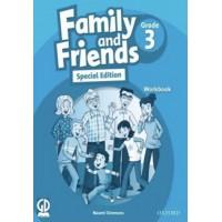 Family And Friends Special Edition 3 Work Book (Phiên Bản Dành Cho Các Tỉnh)