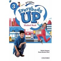 Everybody Up 3 Student Book (2nd Edition)