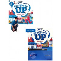 Combo Everybody Up 3 (Student Book + Work Book)