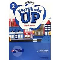 Everybody Up 3 WorkBook (2nd Edition)