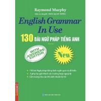 130 Bài Ngữ Pháp Tiếng Anh (Tái Bản 2021)