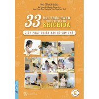 33 Bài Thực Hành Theo Phương Pháp Shichida Giúp Phát Triển Não Bộ Cho Trẻ