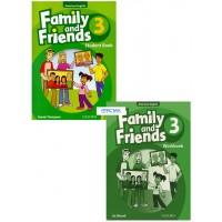 Combo Family And Friends American 3 (Phiên Bản Dành Cho Các Trung Tâm)