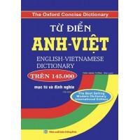 Từ Điển Anh Việt Trên 145.000 Mục Từ Và Định Nghĩa (Bìa Cứng)