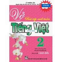 Vở Ôn Tập Cuối Tuần Tiếng Việt Lớp 2 (Chương Trình Giáo Dục Phổ Thông Mới - Bám Sát SGK Cánh Diều)